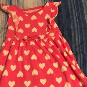 A little girls dress size 2t